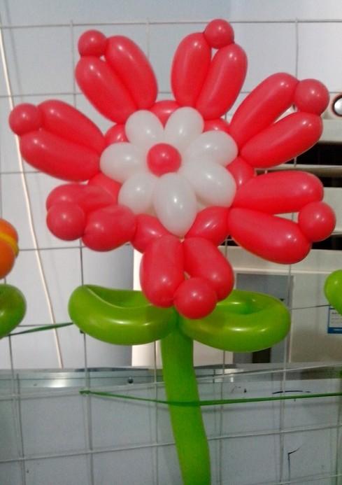 气球花的做法手工教程图解